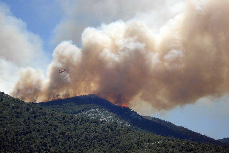 Incendios forestales y el calentamiento global