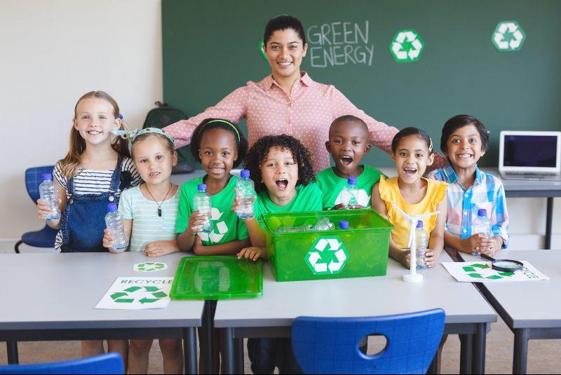 Cuidado de la naturaleza: 5 cosas para hacer con niños